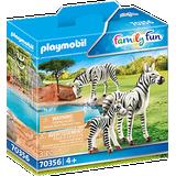 Figurines Playmobil Zebras 70356