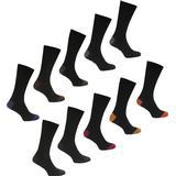 Socks Lee Cooper Socks 10-pack - Black Asst