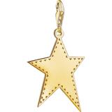 Charms & Pendants on sale Thomas Sabo Charm Club Star Charm Pendant - Gold