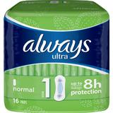 Always Ultra Normal Size 1 16-pack