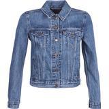 Levi's Original Trucker Jacket - Soft As Butter/Blue
