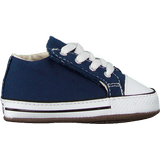 Children's Shoes Converse Infant Chuck Taylor All Star Cribster - Navy/Natural Ivory/White
