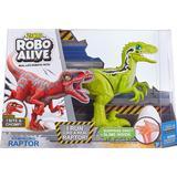 Toy Figures Zuru Robo Alive Rampaging Raptor