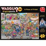 Jigsaw Puzzles Jumbo Wasgij? 34 A Piece of Pride 1000 Pieces
