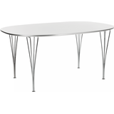 Dining Tables Fritz Hansen Super Elliptical B616 170cm Dining Tables