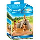 Figurines Playmobil Meerkats 70349