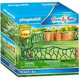 Play Set Accessories Playmobil Fence 70347