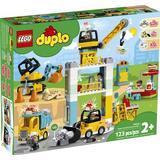 Duplo Lego Duplo Tower Crane & Construction 10933