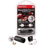 Hearing Protection Alpine MusicSafe Classic Earplugs