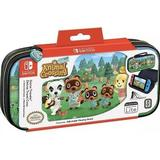 Bags & Cases Bigben Switch Lite - Game Traveler Deluxe Case - Animal Crossing: New Horizons