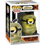 Funko Pop! Movies Minions Mummy Stuart