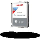 HDD Hard Drives Toshiba X300 HDWR180UZSVA 256MB 8TB