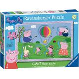 Floor Jigsaw Puzzles Ravensburger Peppa Pig Giant Floor Puzzle 24 Pieces