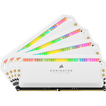 Corsair Dominator Platinum RGB White DDR4 3600MHz 4x8GB (CMT32GX4M4C3600C18W)