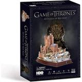 Paul Lamond Games Game of Thrones 3D Puzzle Red Keep 340 Pieces