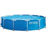 Freestanding Pool Intex Metal Frame Pool Ø3.66x0.76m