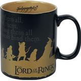 Cups ABYstyle Lord of The Rings Cup 46 cl