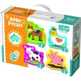 Floor Jigsaw Puzzles on sale Trefl Baby Puzzle 18 Pieces