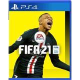 PlayStation 4 Games FIFA 21