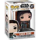 Funko Pop! Star Wars the Mandalorian Cara Dune