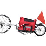 Bicycle Carts & Tandem Bike Trailers vidaXL Bicycle Trolley Unicycle 40kg