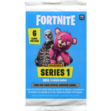 Collectible Cards Board Games Panini Fortnite Series 1 6 Cards Pack