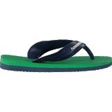 Havaianas Kid's Max - Blue Denim/Leaf Green