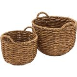Interior Details Dixie Twisted 40cm 2-pack Basket