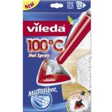 Accessories Cleaning Equipment Vileda Steam Cleaner Mop Refill 2pcs