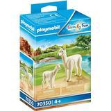 Figurines Playmobil Family Fun Alpaca with Baby 70350