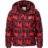Down Jackets Men's Clothing Moncler Frioland Down Jacket - Red