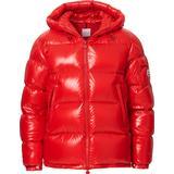 Moncler ecrins down Men's Clothing Moncler Ecrins Down Jacket - Red