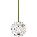 Decorative Items Georg Jensen Ice Rosette 2020 4cm Christmas tree ornament