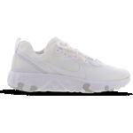 Nike Renew Element 55 GS - White/Pure Platinum/White