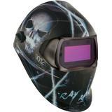 Safety Helmets 3M Speedglas Welding Helmet 100 Wild 'n' Pink with 100V Filter 752220