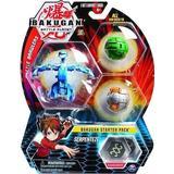 Bakugan starter pack Toy Figures Spin Master Bakugan Starter Pack Serpenteze