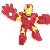 Rubber Figures Character Heroes of Goo Jit Zu Marvel Superheroes Iron Man