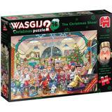 Jumbo Wagij Christmas 16 The Christmas Show! 2x1000 Pieces