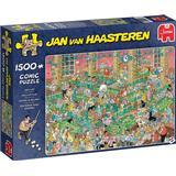 Jumbo Jan Van Haasteren Chalk Up! 1500 Pieces