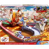 Car Track Sets Hot Wheels Mario Kart Bowsers Castle Chaos Track Set