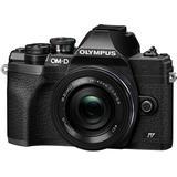 Micro system Digital Cameras Olympus OM-D E-M10 Mark IV + ED 14‑42mm F3.5‑5.6 EZ