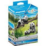 Figurines Playmobil Family Fun Pandas with Cub 70353