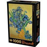 Classic Jigsaw Puzzles Dtoys Vincent Van Gogh 1000 Pieces