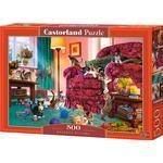 Castorland Naughty Kittens 500 Pieces