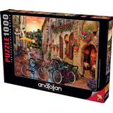 Classic Jigsaw Puzzles Anatolian Biking in Tuscany 1000 Pieces