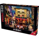 Classic Jigsaw Puzzles Anatolian Meet Me in Paris 1500 Pieces