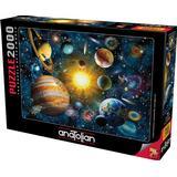 Anatolian Solar System 2000 Pieces