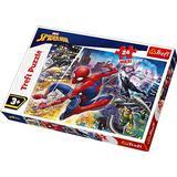 Classic Jigsaw Puzzles Trefl Spider Man