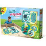 Sandbox Toys SES Creative Sand Play Mat Water & Roads