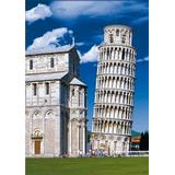 Classic Jigsaw Puzzles Dtoys Leaning Tower of Pisa Italy 500 Pieces